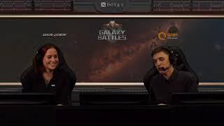 [RU] Galaxy Battles || Team Spirit vs VGJ.Thunder bo3 map 3 || by @Zais & @EiriteL