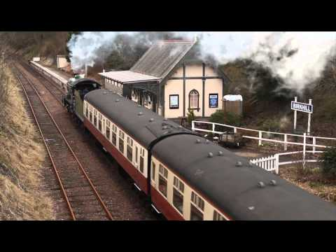 Bo'Ness Scottish Railway Preservation Society: Young Scot Awards 2013: Heritage Hero