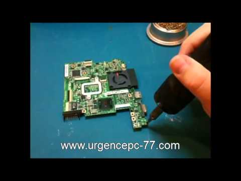 comment reparer alim pc