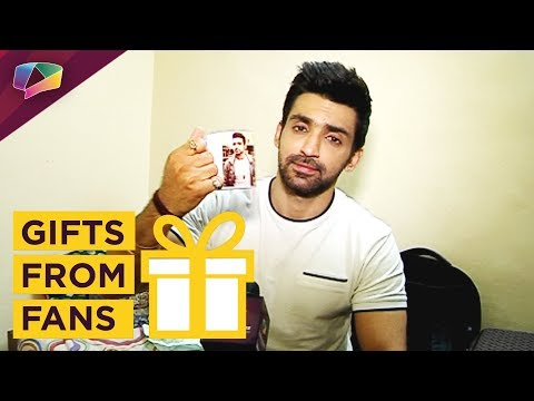 Arjit Taneja Receives Gifts From His Fans