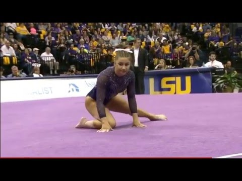 Mary Lou's Daughter McKenna Shines at LSU
