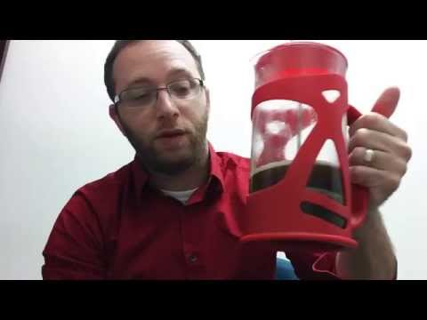 Sunlit French Press Coffee Maker Review