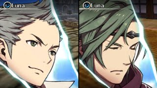 Fire Emblem Fates - All Shared Critical Hit Quotes Showcase (Unison Edition)