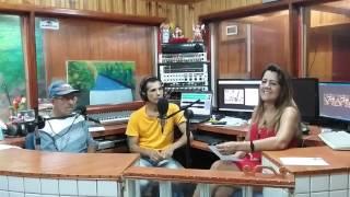 Pedrinho No Radio com Severino ( In Memorian aniversario Manoel Corrêa- Zico)
