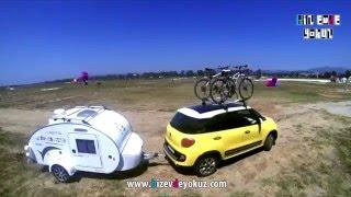 Vídeo: Disfrutando con una mini caravana Caretta 1500