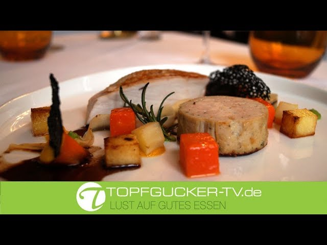 Schwarzfederhuhn   Karotte   Schwarzwurzel   Kartoffel   Kochsternstundenmenü 2018
