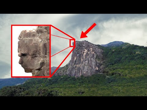 10 Most Mysterious Discoveries Made In The Mountains