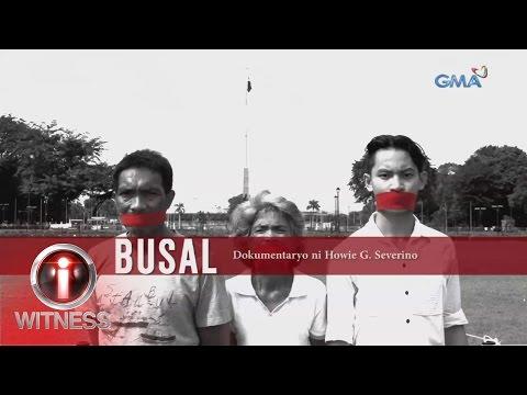 i-Witness: 'Busal', dokumentaryo ni Howie Severino  (full episode)