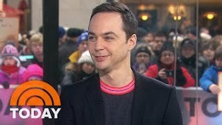 Nonton Jim Parsons: I Had A Hard Time Accepting My 'Hidden Figures' Role At First   TODAY Film Subtitle Indonesia Streaming Movie Download