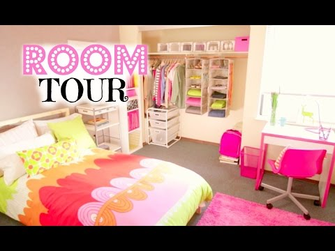 Back - Make sure to 'LIKE' if you enjoyed this video!♡ I recently teamed up with IKEA to create some awesome Back to School bedroom makeover videos for you guys, I really hope you enjoy them!...