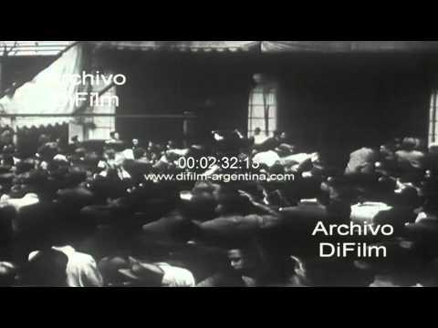 Golpe de Estado contra el Presidente Ramon Castillo 1943