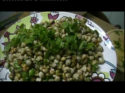 babbaluci alla palermitana - ricetta siciliana