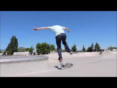 Logan Skatepark Summer Edit (2016)