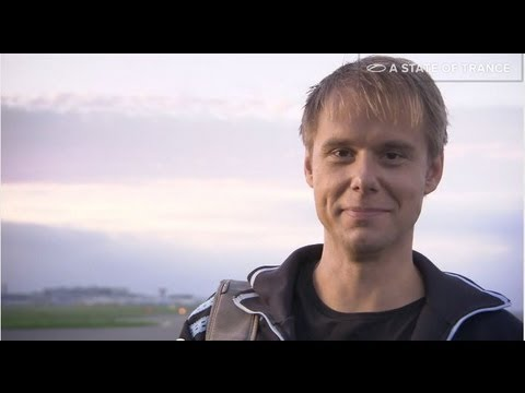 Armin van Buuren to announce first ASOT600 locations and dates!