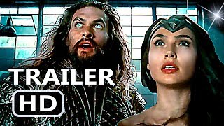 Video JUSTICE LEAGUE 4 Minutes Trailer (Comic Con Exclusive) MP3, 3GP, MP4, WEBM, AVI, FLV Oktober 2017