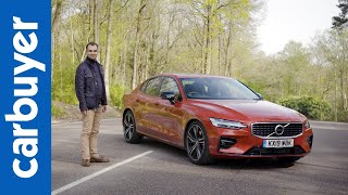 Volvo S60 saloon 2019 in-depth review - Carbuyer by Carbuyer