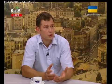 Геморой та тріщини прямої кишки: симптоми і методи лікування (ТРК Київ 19.08.16)