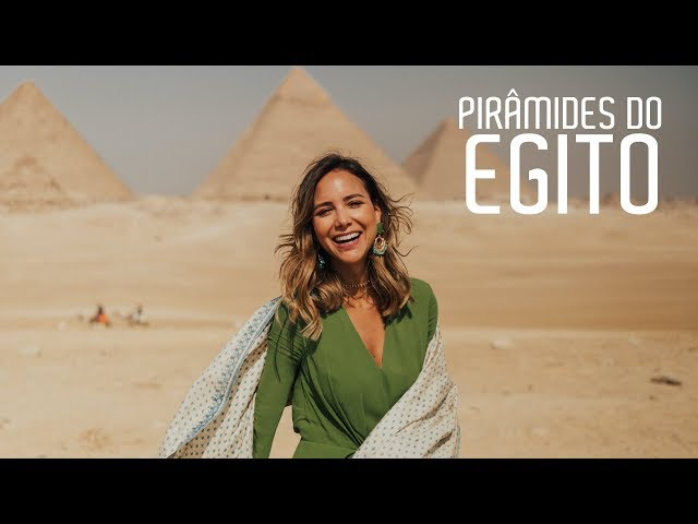 PIRÂMIDES DO EGITO! - Luisa Accorsi