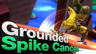 Grounded Spike Cancel