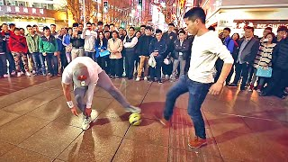 Séan Garnier ● Crazy Street Football Skills, Panna's & Freestyle - YouTube