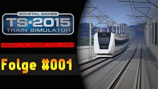 Suining China  city pictures gallery : Hallo China!| TRAIN SIMULATOR 2015 CHENGUD TO SUINING HIGH SPEED #01 ★ Let's Play Train Simulator 15