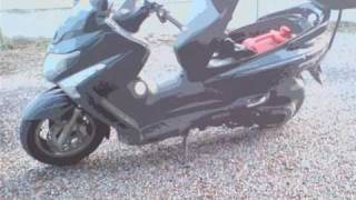 8. Mon scooter SYM GTS 300i EVO , 2009...