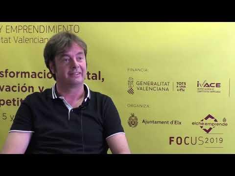 Sergio Ros de MTNG Global Experience en Focus Pyme CV 2019
