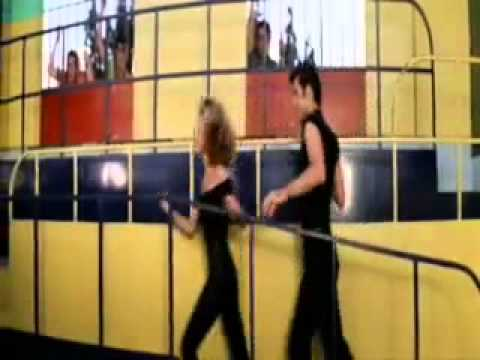 Grease - John Travolta y Olivia Newton-John