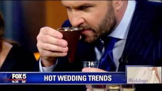 FOX5NY: Wedding Trends with Darcy Miller