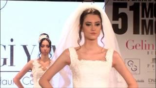 Sevgi Yaman 2016 Gelinlik Defilesi - 51 Moda Evi - Gelin Damat Fashion Day 2016