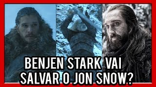 Benjen Stark vai salvar o Jon dos white walkers? Confira mais uma teoria da 7 Temporada de game of thrones.Meu twitter - https://twitter.com/UNGF_Free Music by Incompetechhttps://incompetech.com/