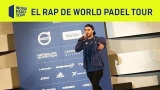 Así suena el freestyle de Blon sobre World Padel Tour