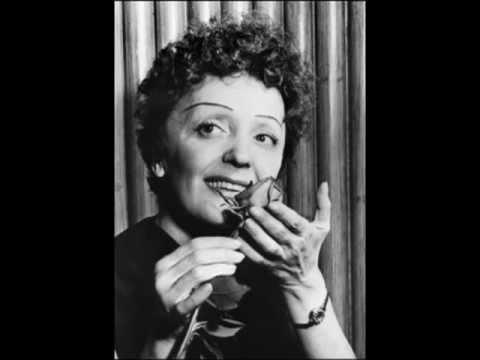 Tekst piosenki Edith Piaf - Elle a dit po polsku