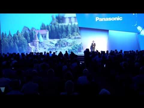 Panasonic Press Conference at #IFA15 #PanasonicIFA