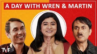 Video TVF's A Day With Wren & Martin | E04 MP3, 3GP, MP4, WEBM, AVI, FLV Januari 2018