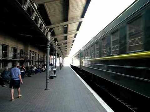 Czerniowce (Чернівці) - dworzec