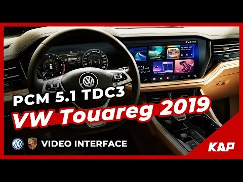 New VW Touareg 2019 Android Navigation ROIK-10