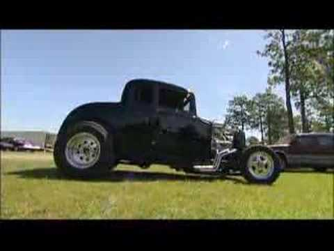 Ford  Old School Ford Coupe Hot Rod