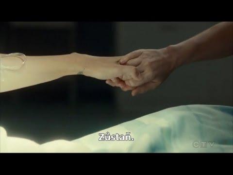 Saving Hope CZ 4x10 #2 Maggie + Sydney Love Scenes