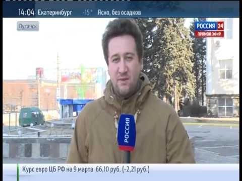 Перемирие в Донбассе 09.03.2015 #SaveDonbassPeople