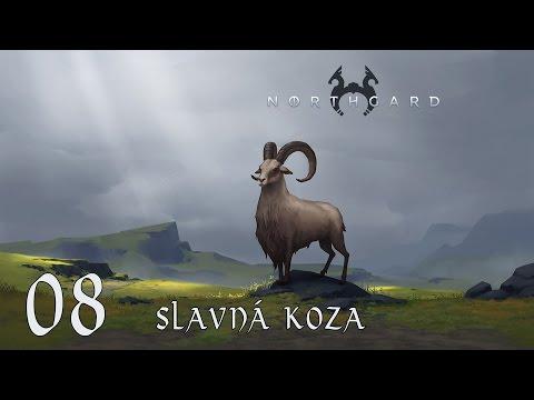 Northgard EA ➤ #08 ➤ Slavná koza? [CZ LP]