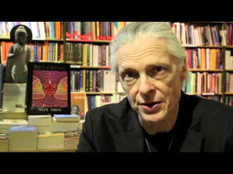 Alex Grey on Psychoactives and the Creative Process