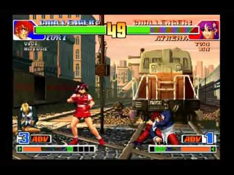 the king of fighters collection the orochi saga wii iso