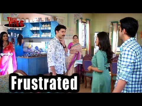 Meghna is frustrated in Swabhimaan