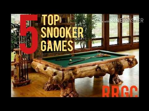 Top 5 Snooker Games for Android & IOS in 2018
