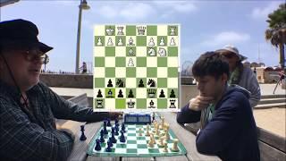 Video Celebrity Chess Master Kurt Hugo Schneider vs. Hustler The Great Carlini! MP3, 3GP, MP4, WEBM, AVI, FLV Juni 2018