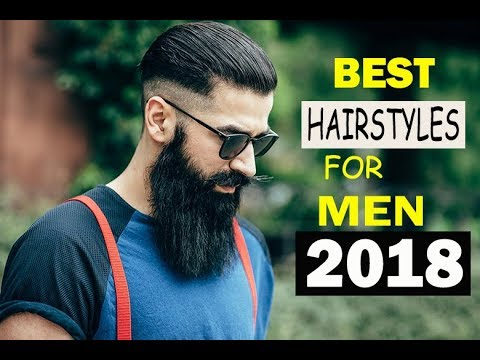 Mens hairstyles - TOP 5 HAIRSTYLES  FOR MEN 2018