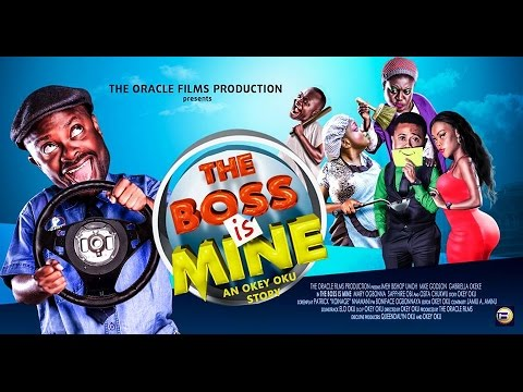 The BOSS IS MINE NOLLYWOODMOVIE REVIEW