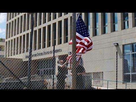 Η Ουάσινγκτον απελαύνει 15 κουβανούς διπλωμάτες