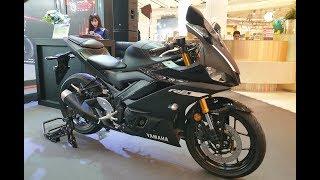 7. 2019 Yamaha YZF-R3 [ Matte Black ]